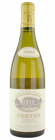 2004 Chandon de Briailles Corton