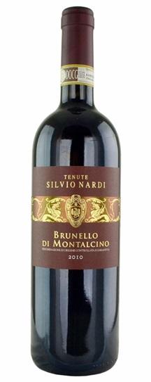 2010 Nardi, Silvio Brunello di Montalcino