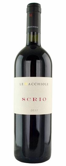 2011 Le Macchiole Scrio