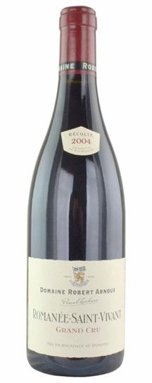 2004 Arnoux, Robert Romanee St Vivant