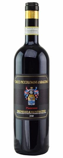 2010 Ciacci Piccolomini d'Aragona Brunello di Montalcino Pianrosso
