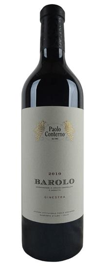 2013 Paolo Conterno Barolo Ginestra