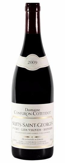 2009 Confuron Cotetidot Nuits St. Georges Vignes Rondes