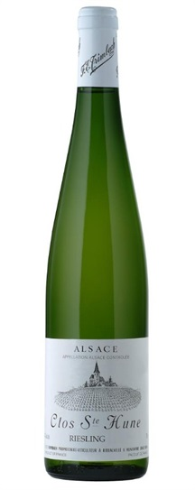 2007 Domaine Trimbach Riesling Clos Ste Hune
