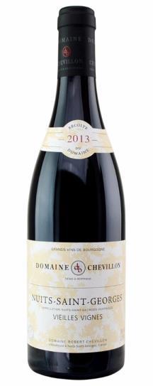 2013 Chevillon, Robert Nuits St Georges Vieilles Vignes