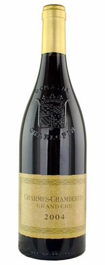 2000 Domaine Philippe Charlopin-Parizot Charmes Chambertin