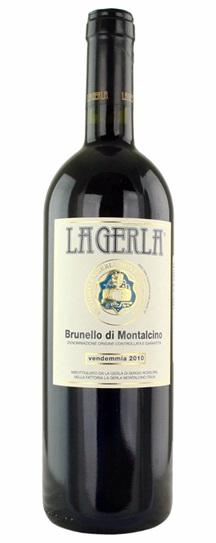 2010 La Gerla Brunello di Montalcino