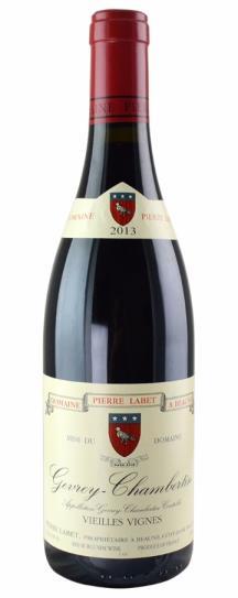 2013 Pierre Labet Gevrey Chambertin Vieille Vignes