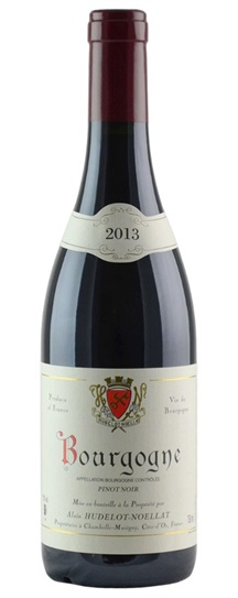 2013 Domaine Hudelot-Noellat Bourgogne Rouge