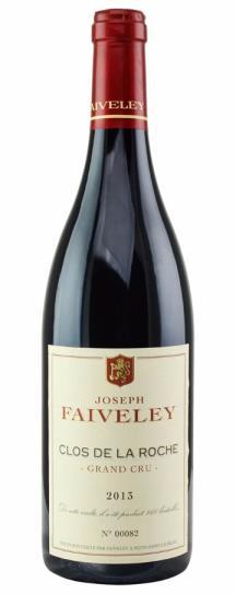 2013 Faiveley Clos de la Roche