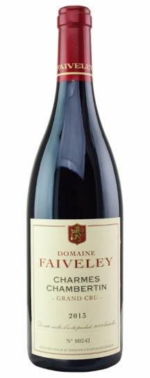 2013 Domaine Faiveley Charmes Chambertin
