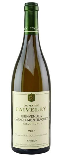 2013 Faiveley Bienvenue Batard Montrachet Grand Cru