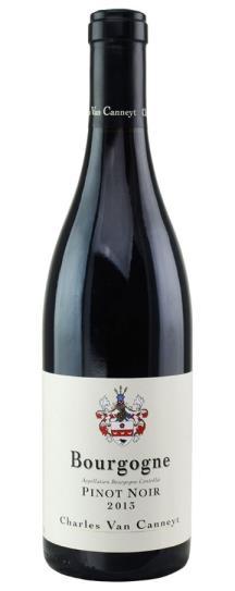 2013 Charles Van Canneyt Bourgogne Rouge