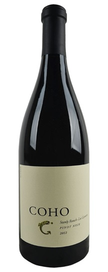 2009 Coho Pinot Noir Stanly Ranch