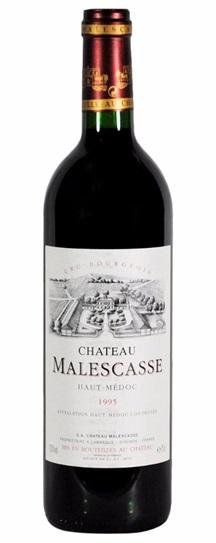 2000 Malescasse Bordeaux Blend