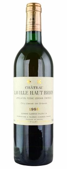 1988 Laville-Haut-Brion Blanc