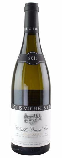 2018 Domaine Louis Michel Chablis Grenouilles Grand Cru