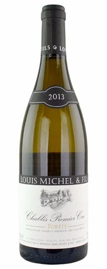 2017 Domaine Louis Michel Chablis Les Forets Premier Cru