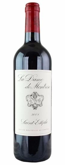 2005 La Dame de Montrose Bordeaux Blend