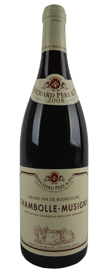 2008 Bouchard Pere et Fils Chambolle Musigny