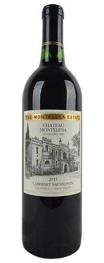 2011 Chateau Montelena Cabernet Sauvignon Estate