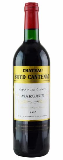 1995 Boyd-Cantenac Bordeaux Blend