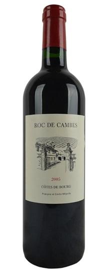 2005 Roc des Cambes Bordeaux Blend
