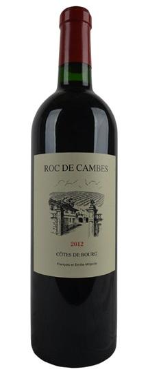 2012 Roc des Cambes Bordeaux Blend