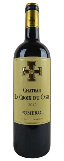 1990 La Croix du Casse Bordeaux Blend