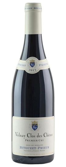 2013 Domaine Bitouzet Prieur Volnay Clos des Chenes