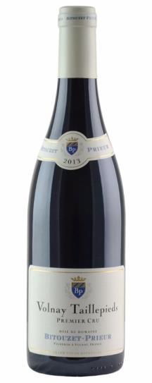 2013 Domaine Bitouzet Prieur Volnay Taillepieds