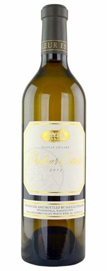 2015 Delille Cellars Chaleur Estate Blanc
