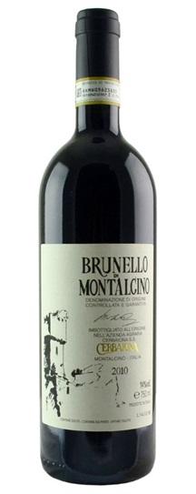 2013 Cerbaiona Brunello di Montalcino