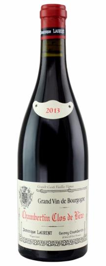 2013 Dominique Laurent Chambertin Clos de Beze