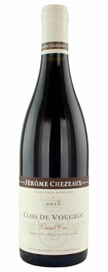 2013 Jerome Chezeaux Clos Vougeot