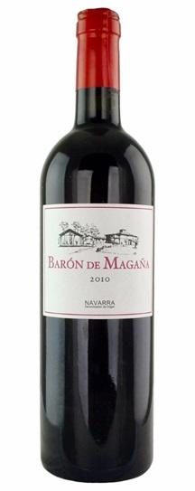 2010 Bodegas Magana Baron de Magana