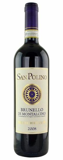 2008 San Polino Brunello di Montalcino Helichrysum