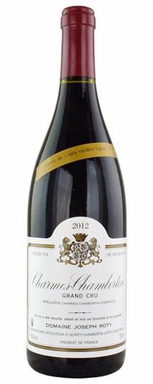 2012 Domaine Joseph Roty Charmes Chambertin Tres Vieilles Vignes