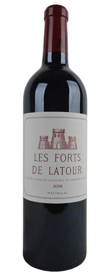 2008 Forts de Latour, Les 2015 Ex-Chateau Release