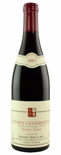 1995 Domaine Christian Serafin Gevrey Chambertin Vieilles Vignes