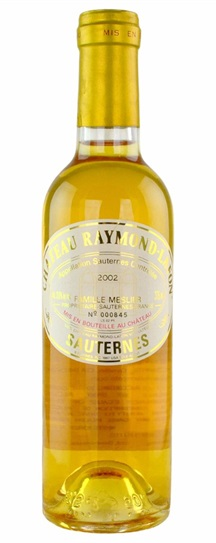 2002 Raymond-Lafon Sauternes Blend