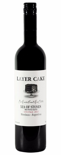 2012 Layer Cake Sea of Stones
