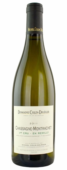 2011 Colin-Deleger Chassagne Montrachet Remilly