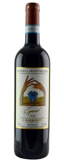 2013 Il Marroneto Rosso di Montalcino