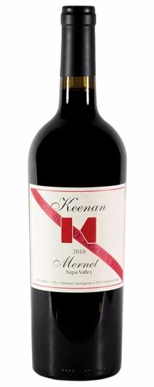 2005 Robert Keenan Winery Mernet Reserve