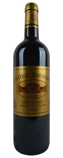 2010 Batailley Bordeaux Blend