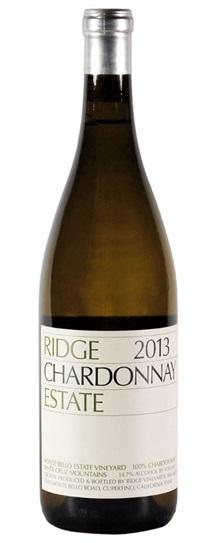 2010 Ridge Chardonnay Estate