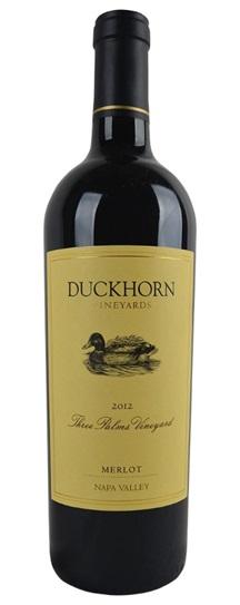 1990 Duckhorn Merlot Three Palms Vineyard
