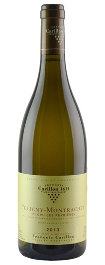 2013 Carillon, Francois Puligny Montrachet Perrieres