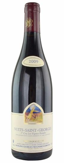 2009 Domaine Mugneret-Gibourg Nuits St Georges les Vignes Rondes